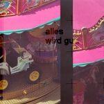 alles wird gut., Analoge Doppelbelichtung | double exposure