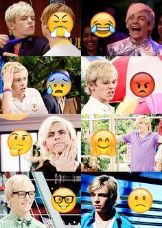 Austin Emojis xD