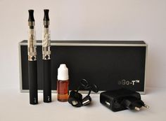 2 x E-PAPIEROS eGo-T CE5  1100 mAh 10ml e-liquid
