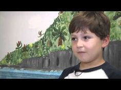 A young boy describes his dyslexia—priceless.