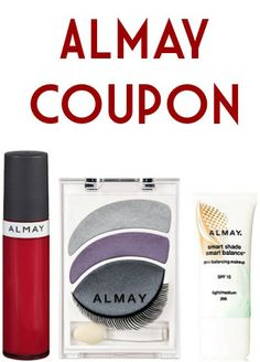 Makeup Coupons: $5 off 2 Almay, $1 off 1 CoverGirl + more! #coupon #thefrugalgirls