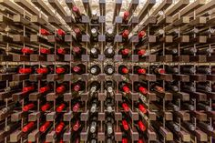 2014 Projects - contemporary - Wine Cellar - Boston - VINIUM, LLC