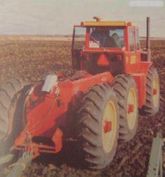 New Versatile Combines Big Tractors, Case Tractors, Ford Tractors, John Deere Tractors, Antique Tractors, Vintage Tractors, John Deere 4320, Homemade Tractor, Agriculture Tractor