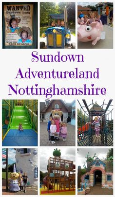 Sundown Adventureland, Retford, Nottinghamshire