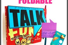 Book Report Alternative: If This Book Could Talk