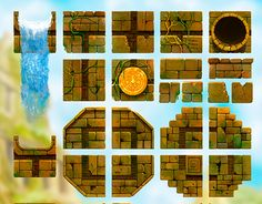 """Check out new work on my @Behance portfolio: """"Leaffy game art and animation frames"""" http://be.net/gallery/50024185/Leaffy-game-art-and-animation-frames"""