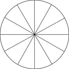 Printable Blank Color Wheel Google Search 1st Kindergarten Art