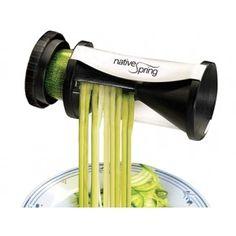 Vegetti Slicer Spiral Sebze Doğrayıcı http://goo.gl/hxlDzq