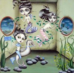 Siren Song by Marie Larkin - paperdollandpony on DeviantArt