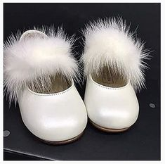 The very small details make the difference.. BABYWALKER #babywalkershoes #kidsshoes #babyshoes #girlshoes #vaptisi #vaptistika #designershoes #kidsfashion #babyfashion Designer Shoes, Baby Shoes, Slippers, Detail, Winter, How To Make, Collection, Fashion, Winter Time