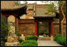 Traditional Chinese Interiors | Mosques around the world - Page 3 - SkyscraperCity