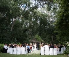 Wedding ceremony in forest at Langverwagt Wedding 2017, Wedding Reception, Wedding Ceremony, Our Wedding, Wedding Venues, Wedding Ideas, Outside Wedding, To My Daughter, Daughters