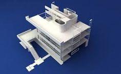 villa stein le corbusier - Cerca con Google