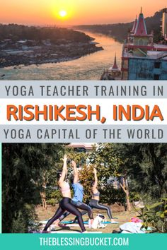 In this post, I give an overview of my experience completing yoga teacher training in Rishikesh, with some tips for those aspiring to go. Rishikesh Yoga, Rishikesh India, Travel Guides, Travel Tips, Travel Destinations, India Travel Guide, Asia Travel, Yoga Courses, Yoga School