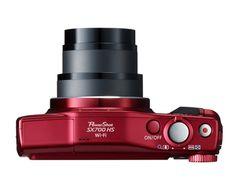 Salva por uma câmara - High-Tech Girl   Canon PowerShot SX700 HS