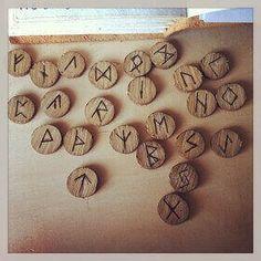 Fabriquer son jeu de runes
