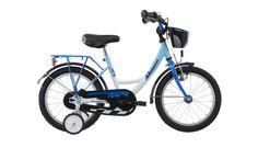 900,- Vermont Race Boys Børnecykel 18 Zoll blå