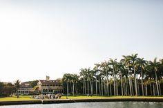 Glamorous Florida Wedding at the Historical Deering Estate: Becca Borge Photography