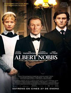 Poster de El secreto de Albert Nobbs IMPRESIONANTE