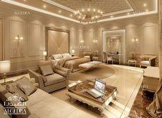 Luxury bedroom master - Luxury Master Bedroom Design Interior Decor by Algedra Luxury Bedroom Design, Master Bedroom Interior, Luxury Home Decor, Home Decor Bedroom, Modern Bedroom, Master Bedroom Furniture Design, Bedroom Designs, Commercial Interior Design, Home Interior Design