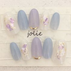 - jolie No 4449746 Elegant Nails, Classy Nails, Stylish Nails, Trendy Nails, Subtle Nails, Soft Nails, Pastel Nails, Korean Nail Art, Korean Nails