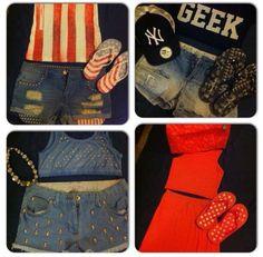 Summer wardrobe ☀️
