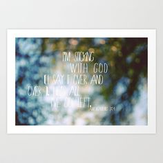 He+is+all+I+have+left.++Art+Print+by+Brittney+Borowski+-+$16.95