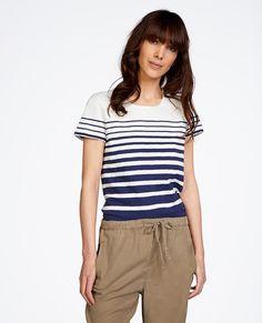 Striped t-shirt | T-shirts | Comptoir des Cotonniers