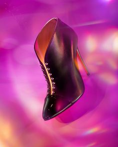 """d6bde8b13dd9 Christian Louboutin on Instagram  """"Wear your décolleté on your feet with  Preduboot.  ChristianLouboutin  RedSoles"""""""