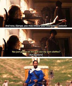 Action / Adventure Movies - Django Unchained