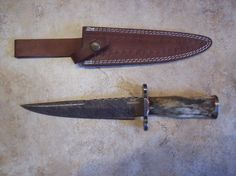 Just Handmade / Custom Knives - Listings View Phantomfire
