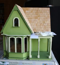 The Coventry Cottage Dollhouse by Greenleaf  | Recent Photos The Commons Getty Collection Galleries World Map App ...