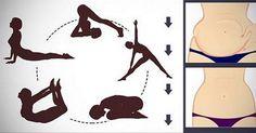 Těchto 5 cviků jógy vyformuje i to nejnepoddanější břicho