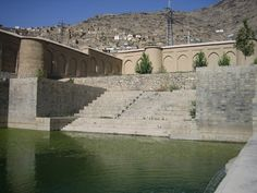 Bagh e Babur (Babur's Garden), Kabul, Afghanistan.  Recently restored by the Aga Khan Trust for Culture.