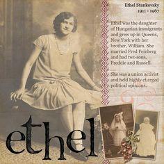 Ethel - Heritage Family - Gallery - Scrap Girls Digital Scrapbooking Forum