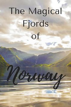 Want to go to Norway? Want to see the fjords? Yup, me too. Check out this post to get some tips on which fjords to visit! They're simply breathtaking!! #travel #norway #norwaytravel #wanderyourway #adventuretravel #europetravel #traveltips #europedestinations
