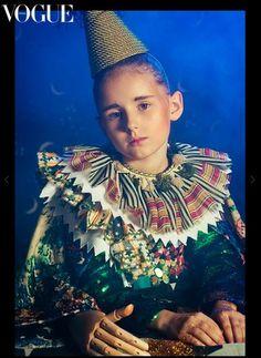 Anastasia Kurbatova - Child Stylist