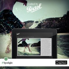 Discover craftsmanship in things we spotlight on our new iPad app, CraftedxPersol. Free download @ http://pers.sl/Q4wMuS