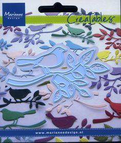 Marianne Design Creatable Vogel (138)