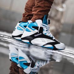 Reebok Shaq Attaq 'Home'