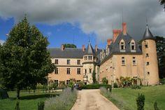Château de Joserand, Auvergne, France