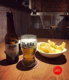 Cervezas Yakka. Spain craftbeer