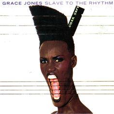 Slave To The Rhythm, Grace Jones 1985  Artwork By Jean-Paul Goude