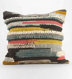 Urban Outfitters Striped Pillow