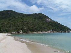 My favorite place in Thailand ... Bottle Beach on Koh Phangan.
