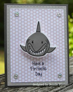 Stampin' Away the Day: The Stamps of Life ~ shark4pudgie