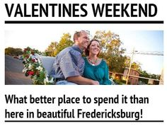 Valentine's Day is just around the corner. See how you can get away from it all for a romantic weekend in Fredericksburg, Texas!