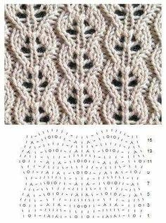 lace knitting E-Mail Renate Riedel Outlook Lace Knitting Stitches, Lace Knitting Patterns, Knitting Charts, Lace Patterns, Baby Knitting, Stitch Patterns, Crochet Yarn, Barbie Barbie, Baby Cardigan