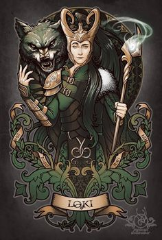House of Loki Sons of Mischief T-Shirt
