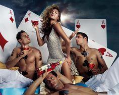 Eva Mendes Poker